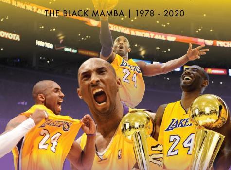 Kobe Bryant Graphic NAACP