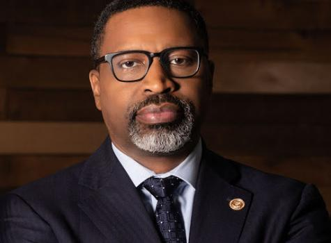 Derrick Johnson - President and CEO, NAACP